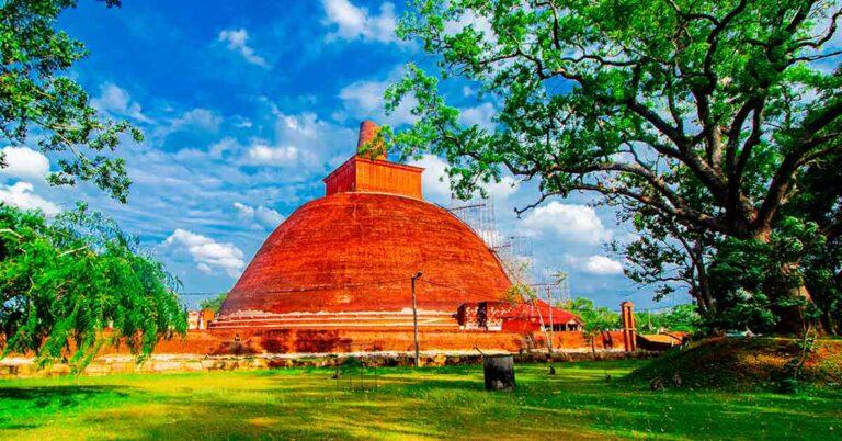 Anuradhapura & Mihintale