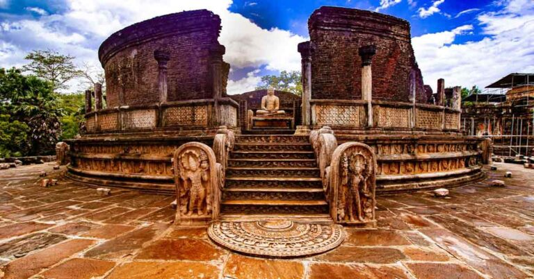 Polonnaruwa UNESCO World Heritage Site