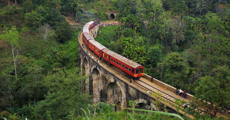Scenic Train Trip